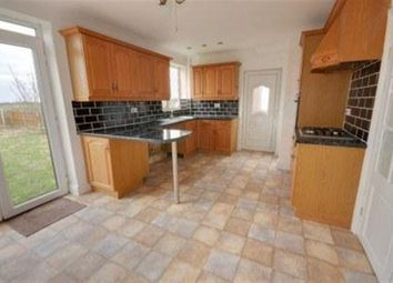 Thumbnail 3 bed terraced house to rent in Foxcliffe, Brotherton, Knottingley