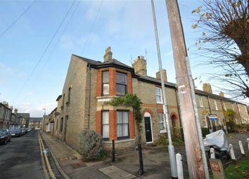 Thumbnail 2 bedroom end terrace house for sale in Euston Street, Huntingdon, Cambridgeshire