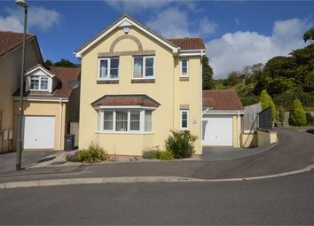 Thumbnail 3 bed detached house for sale in Martinique Grove, The Willows, Torquay, Devon.