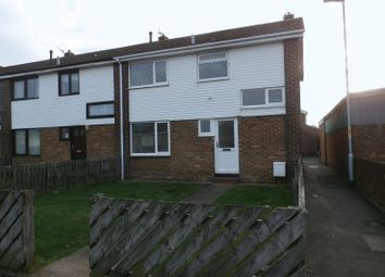 Thumbnail End terrace house to rent in Coquetdale, Amble, Morpeth