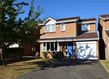 Thumbnail 4 bed detached house for sale in St Davids Close, Stevenage, Hertfordshire