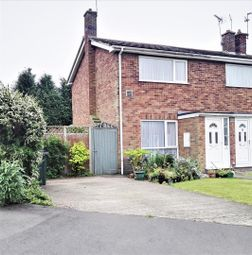 Thumbnail 2 bed end terrace house for sale in Canberra Close, Coningsby, Lincoln