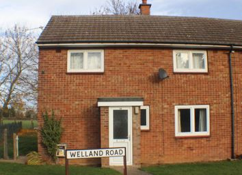 Thumbnail 2 bed semi-detached house to rent in Welland Road, Edith Weston, Oakham