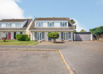 Thumbnail 4 bedroom detached house for sale in Sandown Close, Leamington Spa
