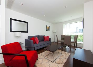 Thumbnail 1 bedroom flat to rent in Lincoln Plaza, London