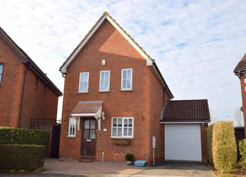 Thumbnail 3 bedroom detached house for sale in Clover Field, Haverhill