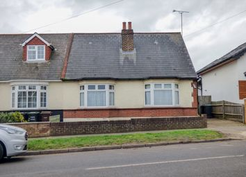 Thumbnail 3 bedroom semi-detached bungalow for sale in Lower Higham Road, Gravesend, Kent