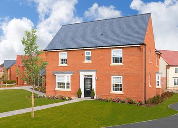 "Thumbnail 4 bedroom detached house for sale in ""Tunstall"" at Craneshaugh Close, Hexham"