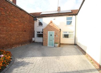 Thumbnail 3 bed cottage for sale in Eastgate, Worksop