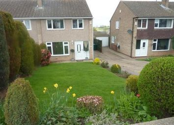 Thumbnail 3 bed semi-detached house to rent in Wembley Road, Arnold, Nottingham
