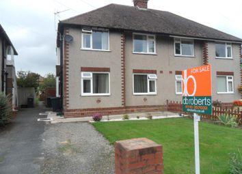 Thumbnail 2 bed flat for sale in Sundorne Road, Shrewsbury