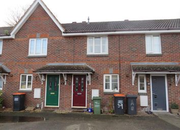 Thumbnail 2 bedroom terraced house for sale in Willoughby Close, Dunstable