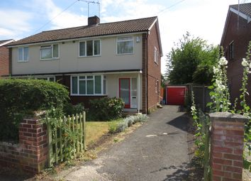 Thumbnail Semi-detached house for sale in Lakes Lane, Newport Pagnell