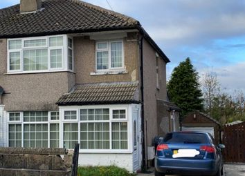 Thumbnail 3 bed semi-detached house for sale in Brantwood Road, Bradford, West Yorkshire