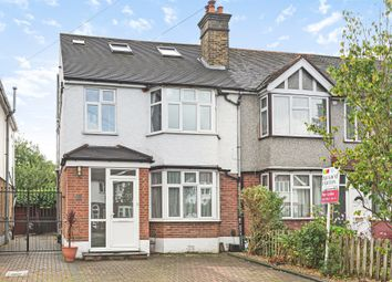 Thumbnail 4 bed end terrace house for sale in Clarence Avenue, New Malden