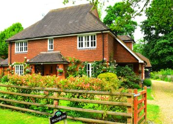 Thumbnail 5 bed detached house for sale in Coombe Lane, Worplesdon, Guildford, Surrey
