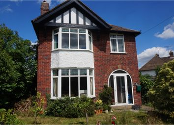 Thumbnail 4 bed detached house for sale in Mytton Oak Road, Shrewsbury