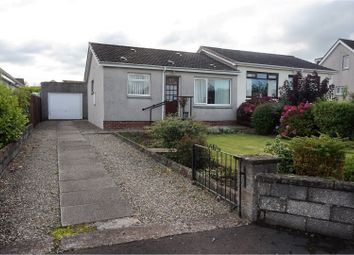 Thumbnail 1 bed semi-detached house for sale in Paterson Drive, Blairgowrie