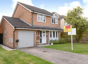 Thumbnail 4 bed detached house for sale in Osprey Close, Langford Village