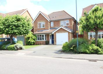 Thumbnail 4 bed detached house for sale in Woolbrook Road, Crayford, Dartford