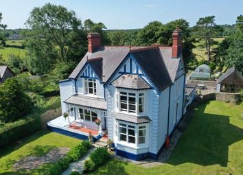 Thumbnail 8 bed detached house for sale in Llanallgo, Moelfre, Sir Ynys Mon, Anglesey