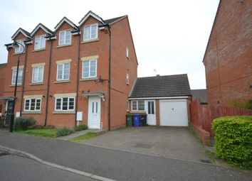 Thumbnail 4 bed semi-detached house to rent in Rickyard Walk, Grange Park, Northampton
