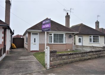 Thumbnail 2 bed detached bungalow for sale in Stephen Road, Prestatyn