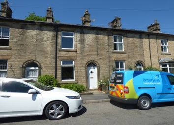 Thumbnail 2 bed terraced house to rent in Spring Bank, New Mills, High Peak