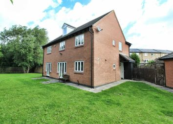 Thumbnail 5 bed detached house for sale in Cadeby Court, Broughton, Milton Keynes