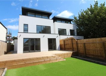 Thumbnail 4 bed detached house for sale in Lilliput, Poole, Dorset