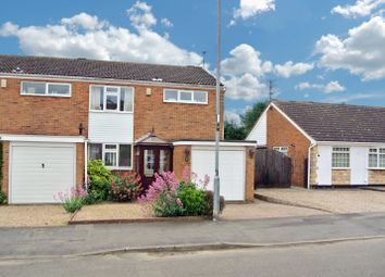 Thumbnail 3 bed semi-detached house for sale in The Elms, Countesthorpe, Leicester