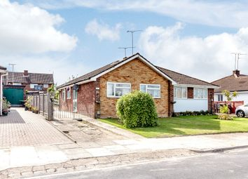 Thumbnail 2 bedroom semi-detached bungalow for sale in Ripley Road, Luton