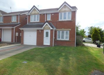 Thumbnail 4 bed detached house for sale in Arlington Grove, Cramlington