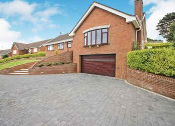 Thumbnail 4 bed detached bungalow for sale in Boundary Close, Birchall, Leek, Staffordshire