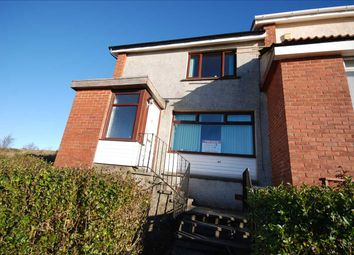 Thumbnail 2 bedroom end terrace house for sale in Chapelhill Mount, Ardrossan