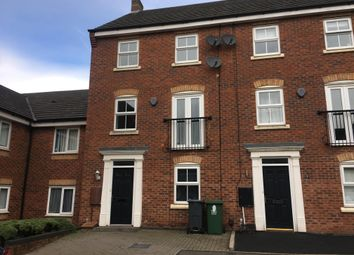 Thumbnail 4 bed town house to rent in Dovey Grove, Rowley Regis