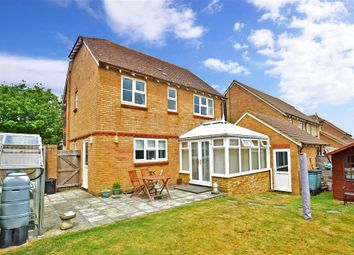 Thumbnail 4 bed detached house for sale in Church Farm Close, Hoo, Rochester, Kent