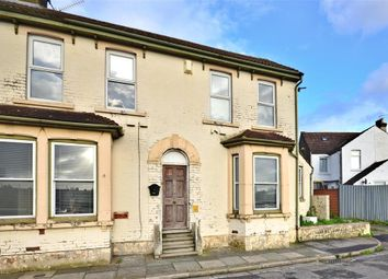 Thumbnail 2 bed flat for sale in Watling Street, Strood, Rochester, Kent