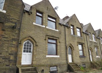 Thumbnail 3 bed terraced house for sale in York Terrace, Halifax