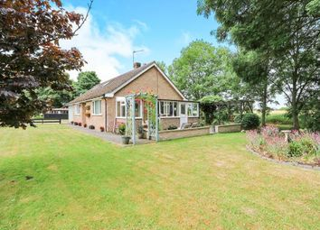 Thumbnail 3 bed bungalow for sale in Kenninghall, Norwich, Norfolk