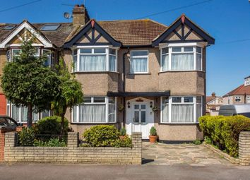 Thumbnail 4 bed terraced house for sale in Pemberton Gardens, Chadwell Heath, Romford