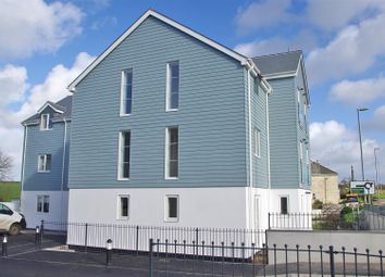 Thumbnail 1 bed flat to rent in Falmouth Road, Helston