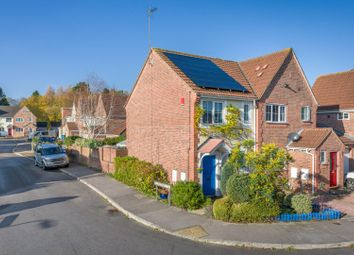 Thumbnail 2 bed semi-detached house for sale in St. Christophers Close, Aldershot