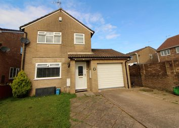Thumbnail 3 bed detached house for sale in Quarry Rise, Undy, Caldicot