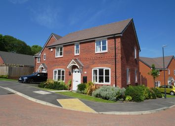 Thumbnail 4 bed detached house for sale in Bleaklow Close, Oakwood, Derby