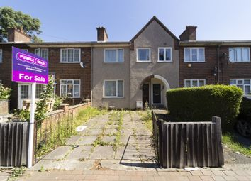 Thumbnail 3 bed terraced house for sale in Southcroft Road, Tooting / Streatham