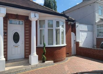 Thumbnail 3 bed bungalow for sale in Walsall Road, West Bromwich