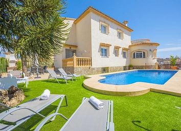 Thumbnail 5 bed villa for sale in Calpe, Valencia, Spain