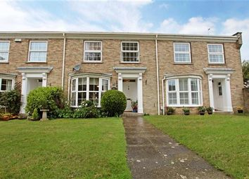 Thumbnail 3 bed town house for sale in Pelham Close, Stanpit, Christchurch