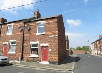 Thumbnail 2 bed end terrace house to rent in Tees Street, Horden, County Durham